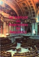 Imagem da capa da publicação Lei Eleitoral da Assembleia da República (anotada e comentada - 1995)