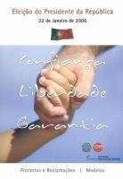 Imagem da capa da publicação Modelos de protestos e reclamações - PR 2006