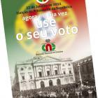 Cartaz - Eleição do Presidente da República - PR/2011