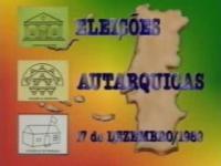 Eleições Autárquicas 1989